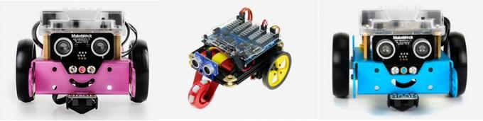 MyBotRobot varios Robot Arduino de colores