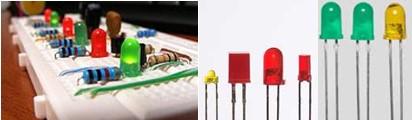MyBotRobot pequeñas bombillas led para Robot Arduino