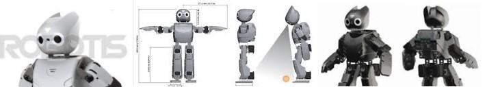 Robots de Robotis kids Lab en robótica para niños