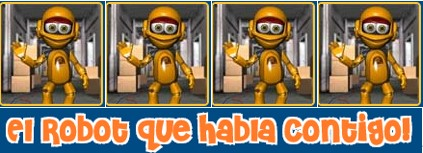 MyBotRobot juegos de robots para niños el robot que habla contigo