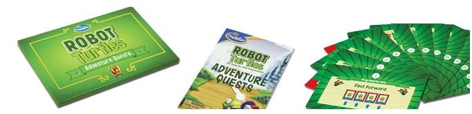 MyBotRobot Juegos de robots de tablero Robot Turtles componentes