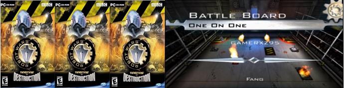 MyBotRobot juegos de robots para PC Robot Wars arenas of destruction imagenes
