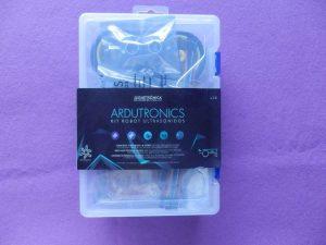 Kit de montaje arduino que nos vendieron en Juguetrónica
