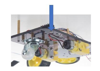 Paso 1 - 1 para armar el kit de montaje arduino