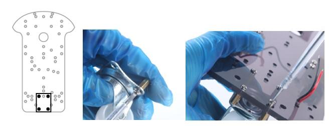 Paso 2 del montaje de nuestro kit arduino compatible