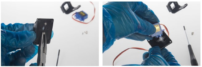 Paso 5-1 del montaje del kit montaje arduino