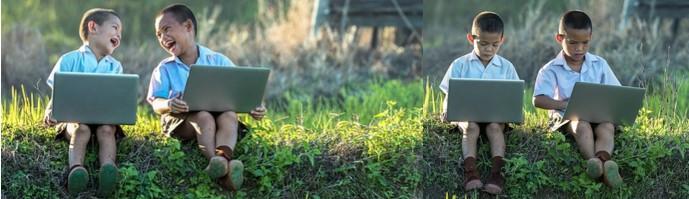 MyBotRobot Programación para niños en campo abierto