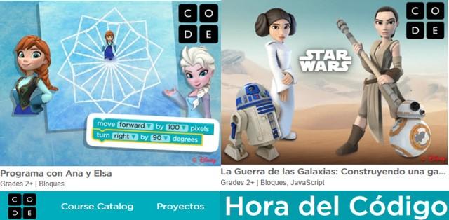 MyBotRobot_Programación para niños_ La hora del código con Frozen y Star Wars