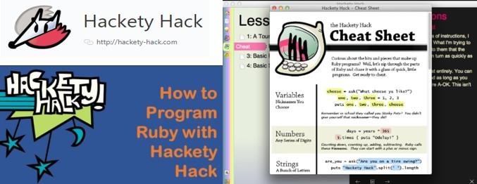 MyBotRobot imágenes de la interfaz de Hackety Jack