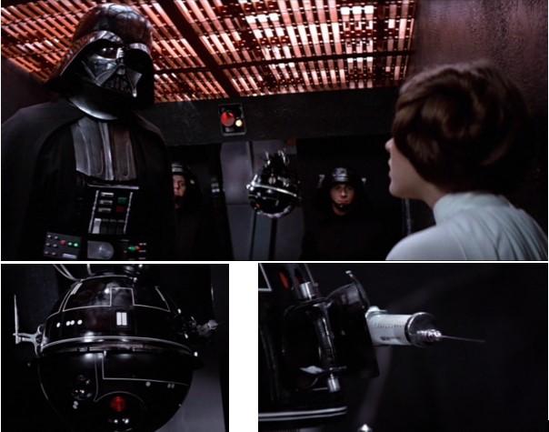 Droides Star Wars Droide de interrogatorio IT-O
