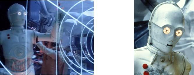 Robot Star Wars Droide de Protocolo K-3PO