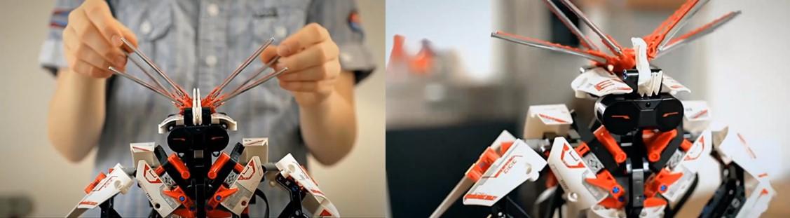 Propuestas Lego robótica para niños con su marca Mindstorms