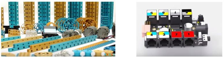 Detalles a tener en cuenta al comprar robots para niños: facilidad de código de colores de la placa y materiales de calidad del MBot Arduino