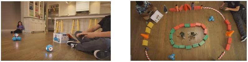 A la hora de comprar robots para niños como Dash Robot ten en cuenta que necesitarán dispositivo inteligente