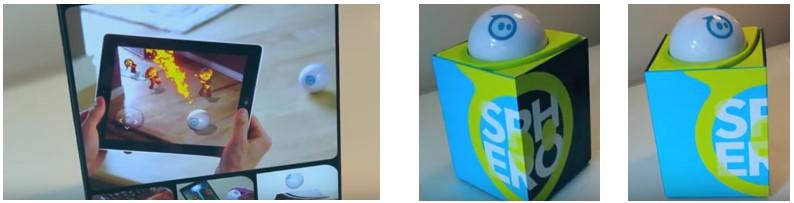 Al comprar robots para niños como regalo quizá te interese la presentación del packaging de Sphero 2.0