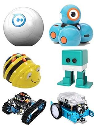 Imagen de la subcategoría sobre consejos de compra en robots para niños de manera inteligente de la web MyBotRobot