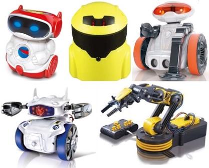 Imagen de la subcategoria sobre robots a precios asequibles de la web MyBotRobot