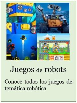 Categoría Juegos de robots