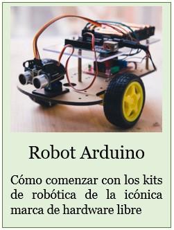 Categoría Robot Arduino