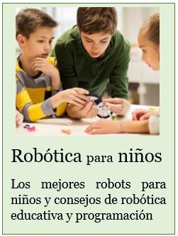 Categoría Robotica para niños