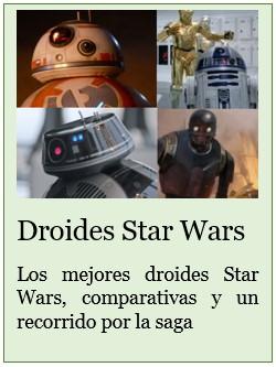Categoría Robots Star Wars