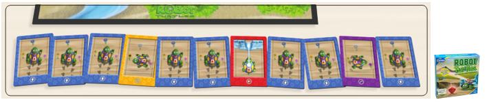 Escribir un programa con el juego Robot turtles español