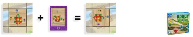 Cómo torcer a la derecha en el juego Robot Turtle