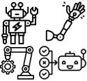 Símbolo de comienzo de párrafo en la web MyBotRobot