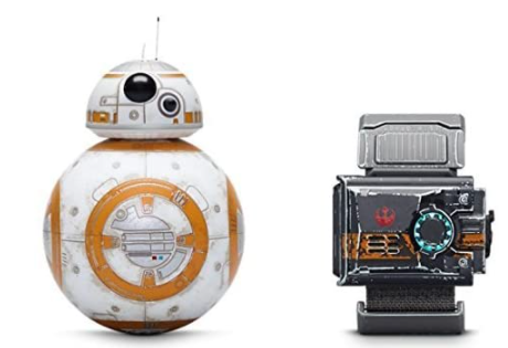 Star Wars Sphero BB 8 Edición especial, robot electrónico Droid BB-8 con Pulsera Force Band