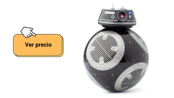 Ver información para comprar BB-8 sphero y el droide BB-9