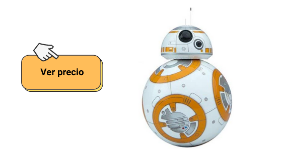 Banner para comprar BB-8 sphero version standar