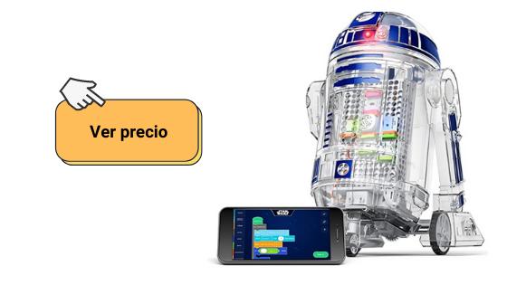comprobar precio del kit de robótica de litlle bits star wars droid inventor a la hora de comprar robots para niños