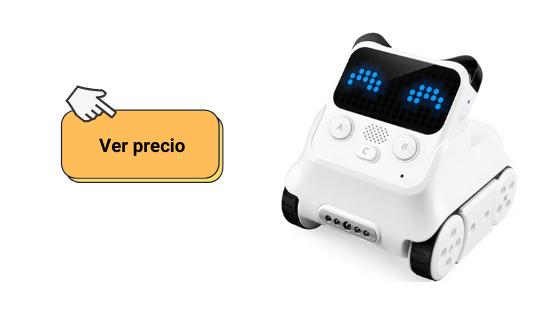 explorar precios del robot makeblock codey por si quieres comprar robots para niños