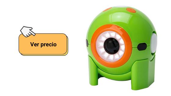 ver ofertas del kit de creatividad dot de wonder workshop para comprar robot para niños