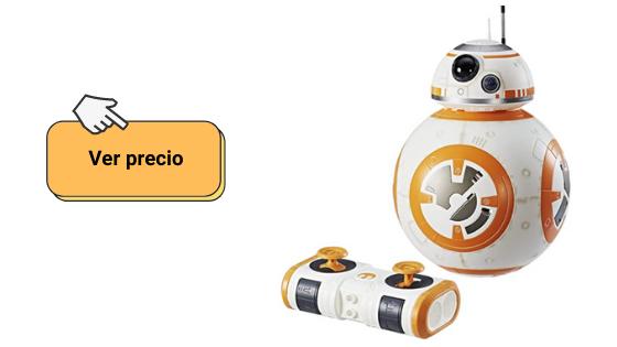 Enlace del post Sphero vs Hasbro que te lleva al BB-8 Hasbro edición deluxe