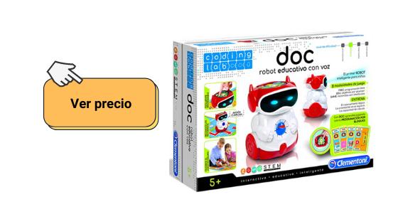 Ver precio de robot Doc Clementoni