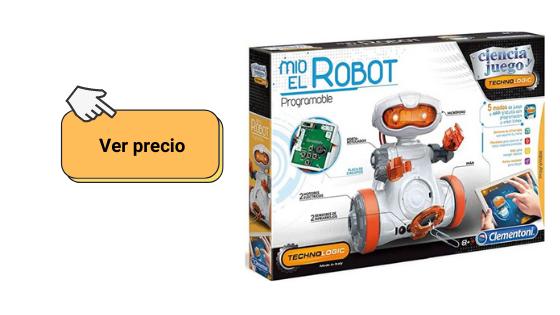 comprobar precio de Mio el Robot de Clementoni