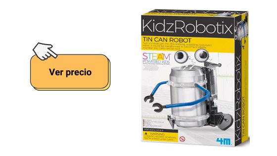 ver precio de tin can robot