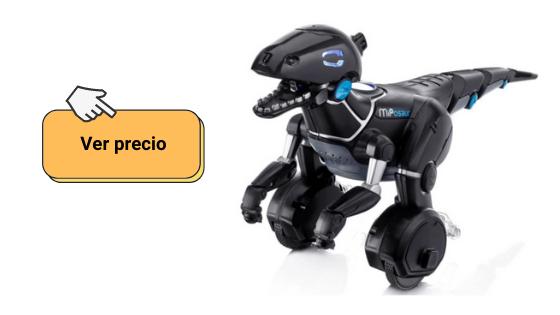 Buscar información sobre el robot dinosaurio mascota Miposaur