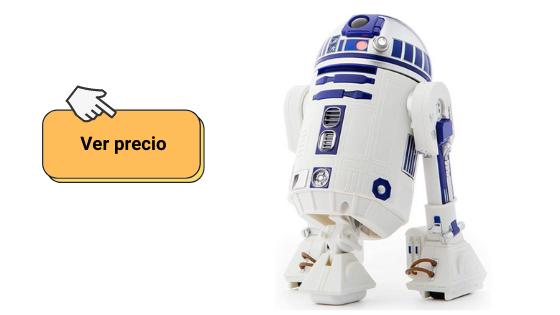 Comprobar información del R2-D2 de sphero y no comprar BB-8 sphero