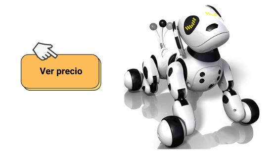 ver precio del perro robot para niños Zoomer