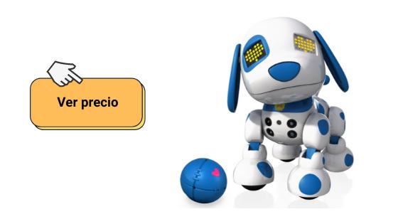 Comprobar información y precio del perro robot para niños Zoomer Zuppies