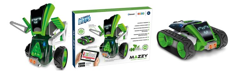 Robot montable Mazzy de Xtreme Robots