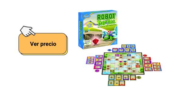 Clic para ver precio de Robot Turtles